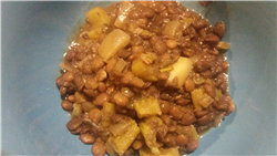 lentil soup january 2016