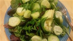 salad january